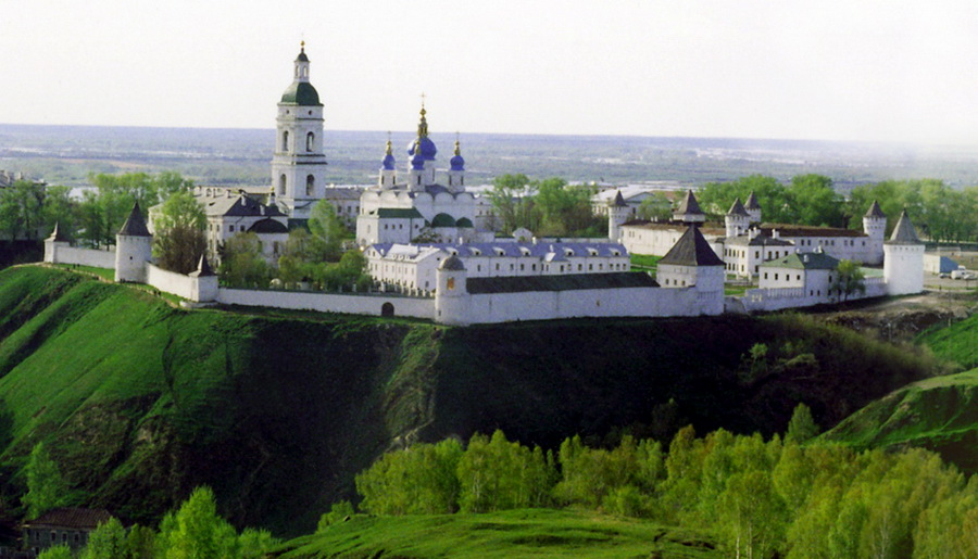 фото тобольск кремль