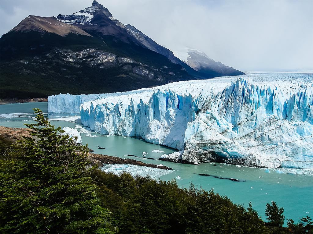 ロス・グラシアレス - Los Glaciares National Park Национальный парк Лос-Гласиарес
