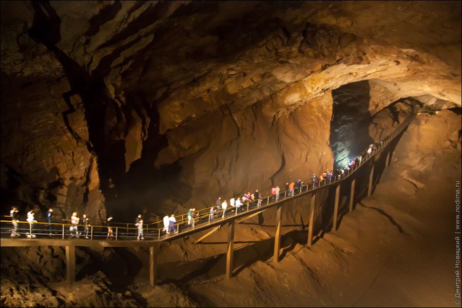 абхазия пещера новый афон фото