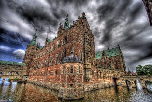 Замок Кронборг: легенда северных морей